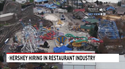 Hershey is hiring